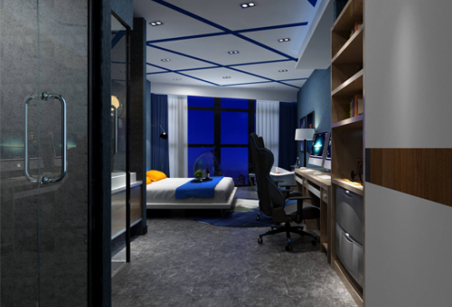 电竞酒店比网吧贵很多,为什么还有那么多人愿意去