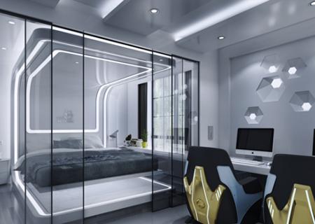 社区+文化+电竞=?多元化电竞酒店未来可期