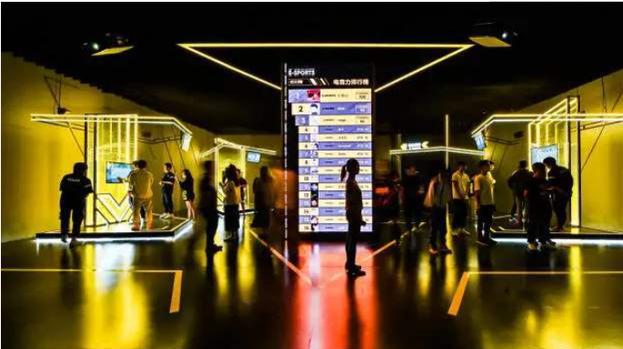 首家腾讯电竞体验馆来临,在上海开馆,来这里测试你的电竞天赋
