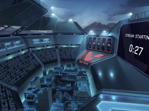 Virtex宣布将推出VR电竞场馆,增强玩家观赛体验