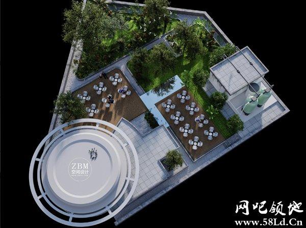 温州穿越电竞酒店设计效果图