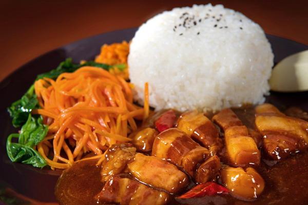 网咖中式简餐料理包鱼香肉丝 加热即食 出餐速度快简单方便