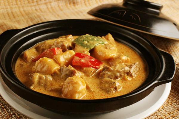 网咖中式简餐料理包香辣排骨 加热即食 出餐速度快简单方便