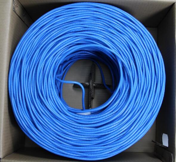 网咖专用六类网线 DT2906-6 国标线径0.58mm 纯无氧铜 305米