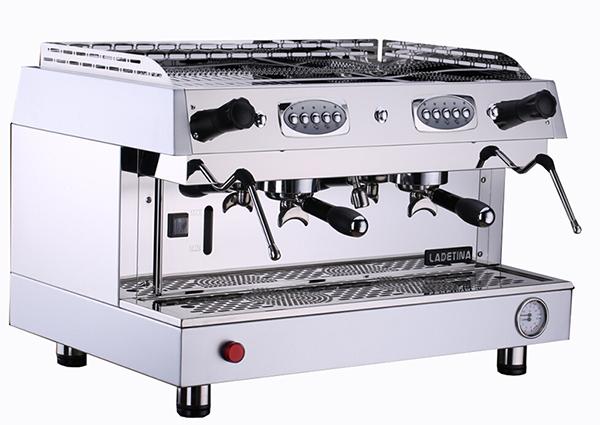 网咖水吧咖啡机,意式双头咖啡机(DZ-2A双头)高性价比!