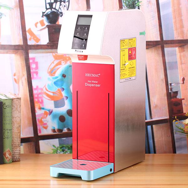 网咖水吧智能开水机,液晶触控,出水温度可调,一键出水设置
