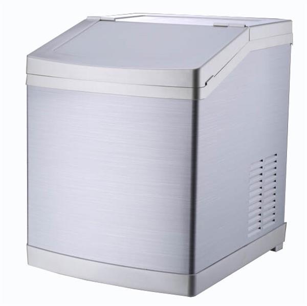 网咖水吧制冰机,有外接水功能,出冰量24小时20KG,操作简单