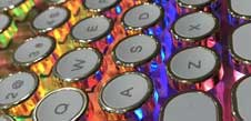 小创意大不同,超赞的网咖机械键盘键帽设计