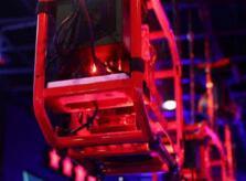哈尔滨科曼奇电竞馆:做追逐梦想的巨人