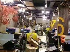 潘阳县壹号网咖-技嘉B350+锐龙5吃鸡电脑