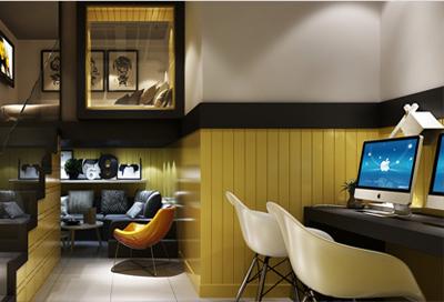 电竞酒店:网咖+电竞+酒店转型跨界新模式