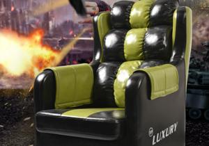 网咖沙发高靠背WF15-2网吧复古电竞风格