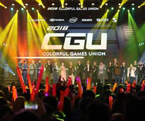 卡皇驾临!中国首个3A游戏体验展CGU2018盛大开幕