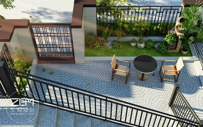 别墅设计案例:格调品质 优雅温