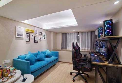 电竞酒店上线HKC装备助阵竞技感爆棚