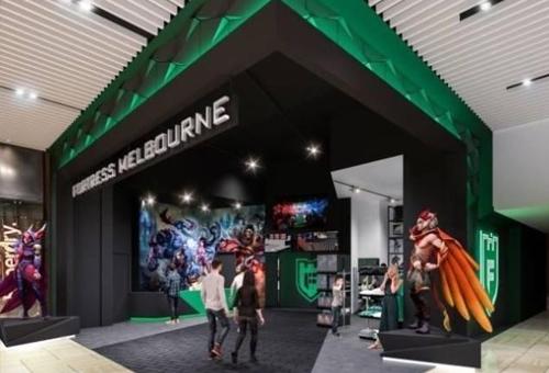 墨尔本电竞中心Fortess Melbourne